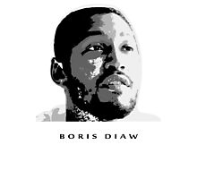 BORIS DIAW -NEW- STENCIL DESIGN Photographic Print