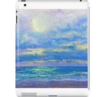 Water and Light (pastel) iPad Case/Skin