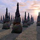 Desert Sentinels by Keith Reesor