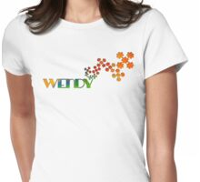 The Name Game - Wendy Womens Fitted T-Shirt