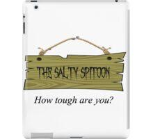 Spongebob - Salty Spitoon iPad Case/Skin