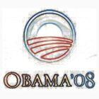 Obama 08 by ShopBarack