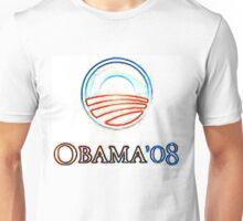 Obama 08 Unisex T-Shirt