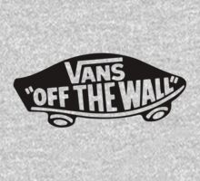 Vans Logo - Off the Wall by vlemieux3