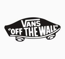 Vans Logo - Off the Wall Kids Clothes