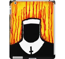 Faceless Nun iPad Case/Skin