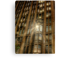 Art and Texture Canvas Print