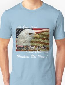 Some Gave All Unisex T-Shirt