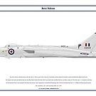 Vulcan B1 83 Sqn by Claveworks