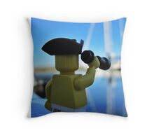 Arrr. Throw Pillow