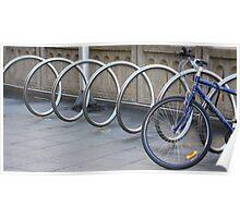 Silver Bike Loop! Poster