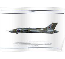 Vulcan B2 44 Sqn 1 Poster
