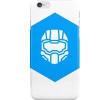 Halo Helmet  iPhone Case/Skin