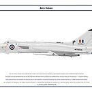 Vulcan B2 Skybolt by Claveworks