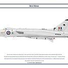 Vulcan B2A 27 Sqn by Claveworks