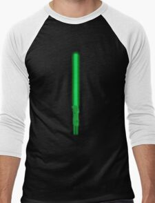 Neo´s Lightsaber Men's Baseball ¾ T-Shirt