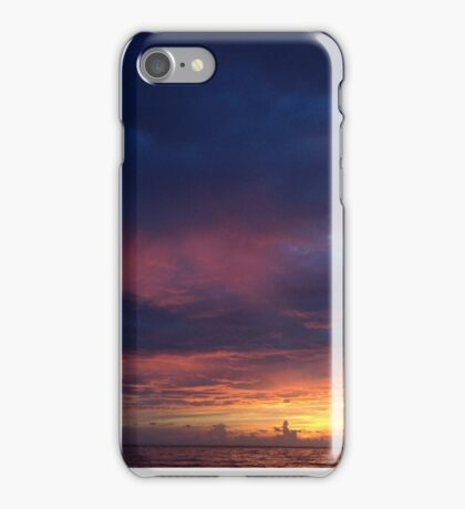 Floridian Sunsets  iPhone Case/Skin