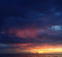 Floridian Sunsets  by egbphoto