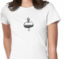 Turnip Womens Fitted T-Shirt