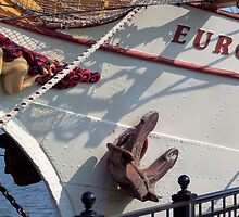 Europa - Figurehead by Francis LaLonde