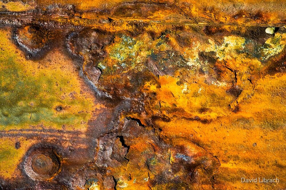 Corrosion by David Librach - DL Photography -