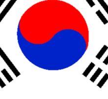 Trust Me I'm Korean Sticker