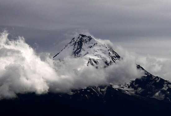 Mt. Hood by gail anderson