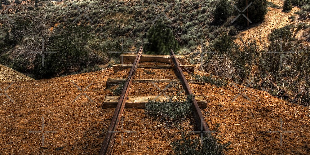 End of the Line by Ben Pacificar