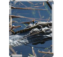 Baby Gator & Mother iPad Case/Skin