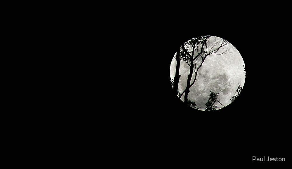 full moon by Paul Jeston