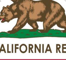 New California Republic T-Shirt Sticker