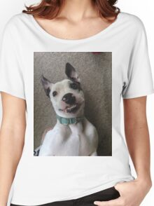 Silly Pitbull Women's Relaxed Fit T-Shirt