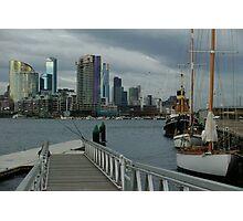 Docklands, Melbourne Photographic Print