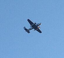 B-25 by cgraham13