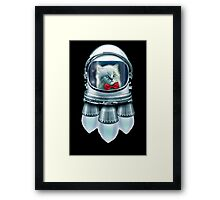CASANOVA TO SPACE Framed Print