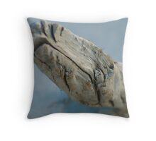 Corio Bay Driftwood Throw Pillow