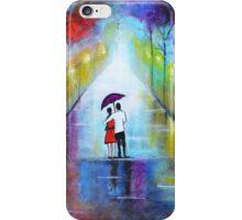 Romantic Interlude iPhone Case/Skin