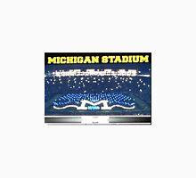 Michigan Stadium Unisex T-Shirt