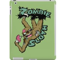 Zombie Sloth iPad Case/Skin