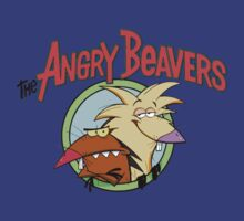 Angry Beavers by CrazySassyCool