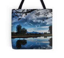 Artistic Sky Tote Bag