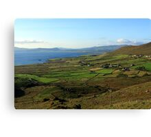 Along The Kerry Way Ireland Canvas Print