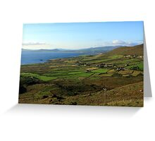 Along The Kerry Way Ireland Greeting Card