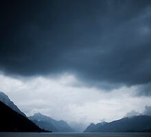 behind the clouds II by andreasphoto