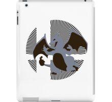 Charizard (Grey) - Sunset Shores iPad Case/Skin