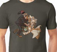 VERSUS (transparent) Unisex T-Shirt