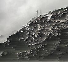 Monotone Mountain. by goldsoul