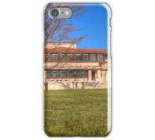 The Westcott House - Springfield, Ohio - designed by Frank Lloyd Wright iPhone Case/Skin