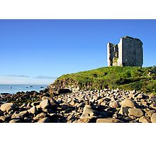 Minard Castle Photographic Print