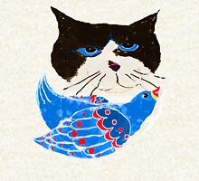 The Bird Cat Hoodie